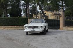 ALFA ROMEO Spint GT 1600