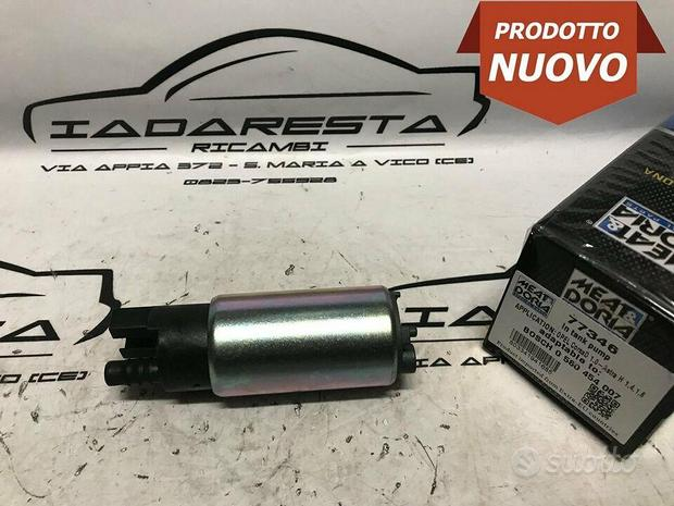 Pompa Benzina Punto - Ypsilon 1.2 - 1.4 0580454007