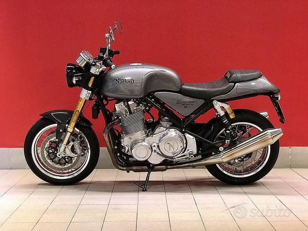 Norton Commando Sport 961 - PARI AL NUOVO