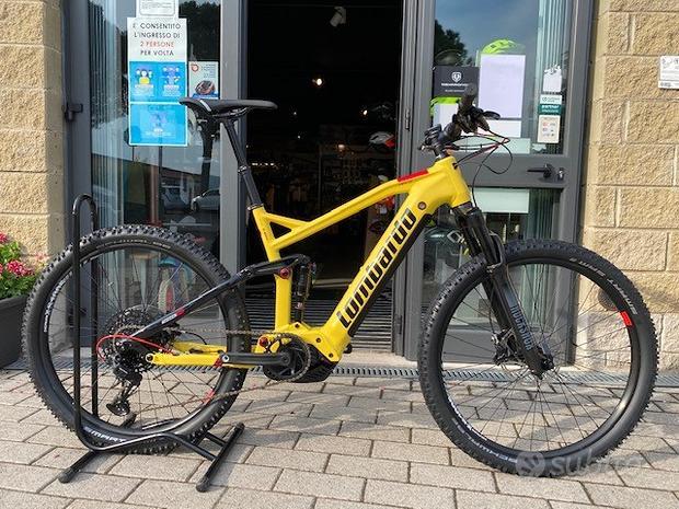 Bici E-bike full LOMBARDO SEMPIONE RACE - 2021