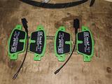 Pastiglie Freno Ebc green stuff Alfa mito Bravo 2