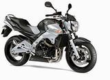 Moto Suzuki GSR 600 ABS