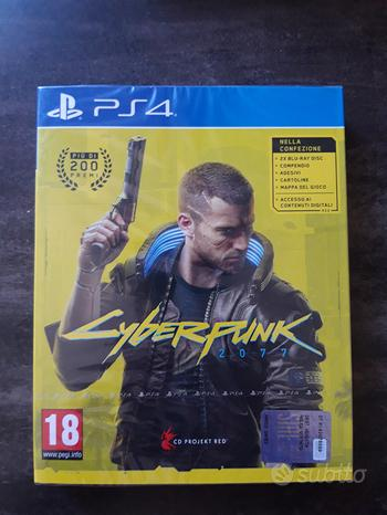 Cyberpunk 2077 special edition ps4