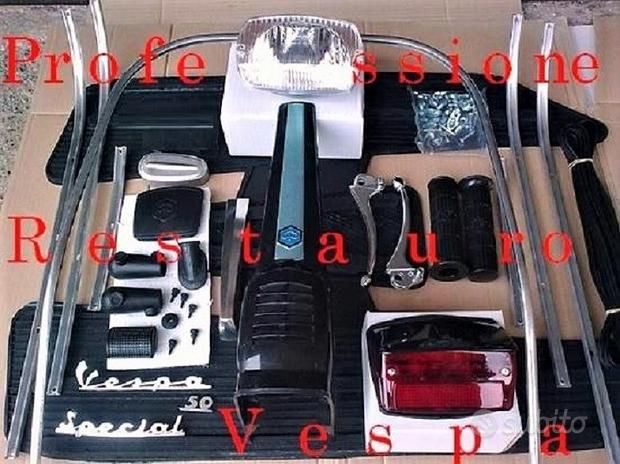 KIT Restauro Vespa 50 SPECIAL - 1° Serie 3 Marce