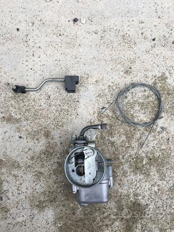 Carburatore Dell'Orto Sha 12/10