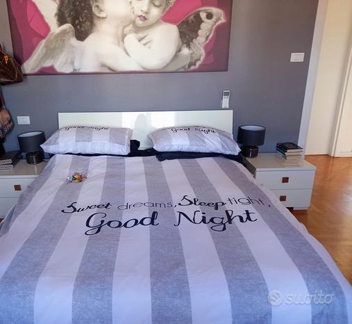 Camera da letto seminuova