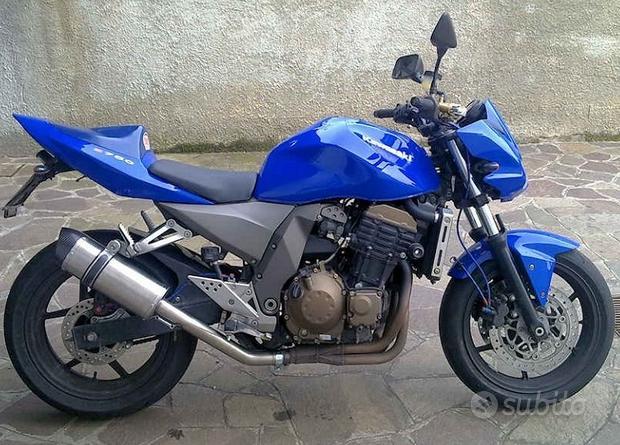 Special Titanium Kawasaki Z750 2004-2006