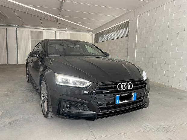 Audi a5 spb 2.0 tdi 190 cv quattro s line edition