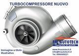 Turbina NUOVA Opel Corsa, Meriva 1.3 CDTI