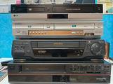 Lotto Videoregistratori VHS