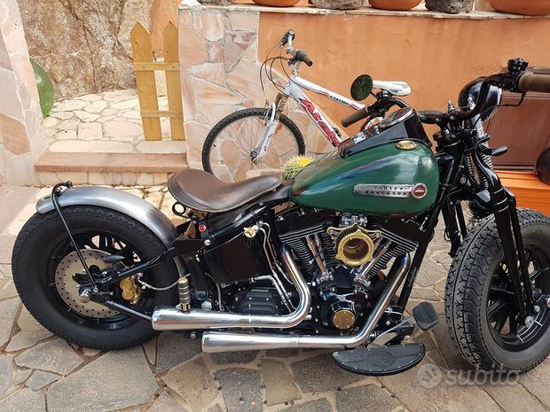 Harley-Davidson Fat Boy - 2001