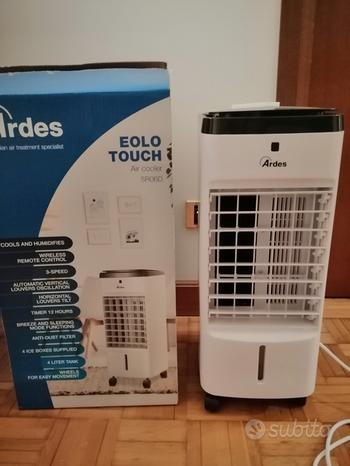 Ventilatore raffrescatore Ardes Eolo touch 5R06D