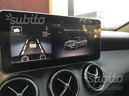 Navigatore gla a g mercedes android 10,25 wifi