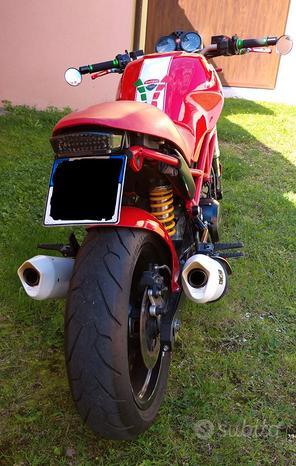 Ducati Monster 695 - 2007