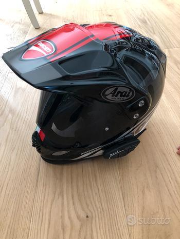 Casco arai tour X4 Ducati