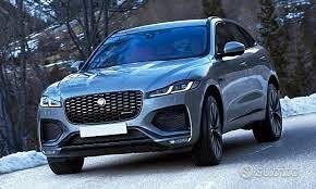 Jaguar f-pace per ricambi
