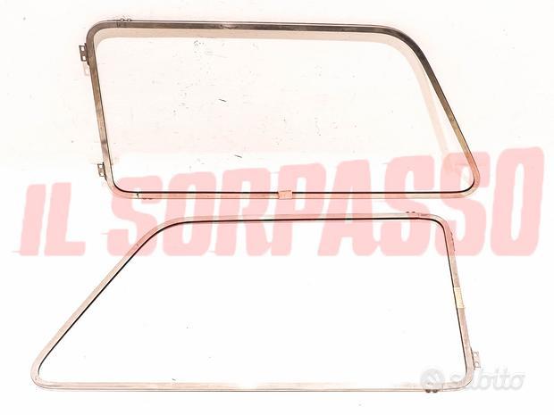 Cornici vetri laterali apribili a112 prime serie