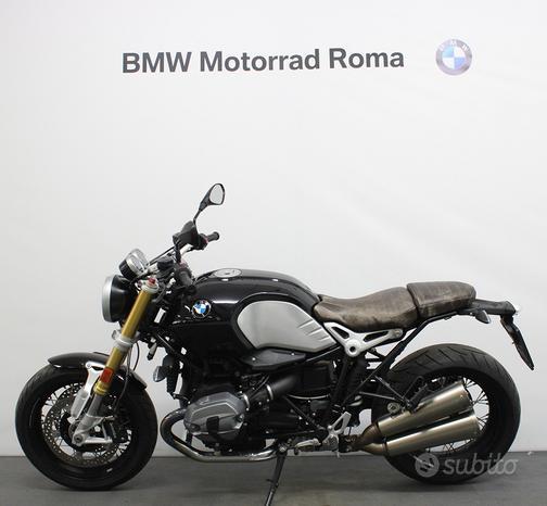 BMW R nine T - Nero