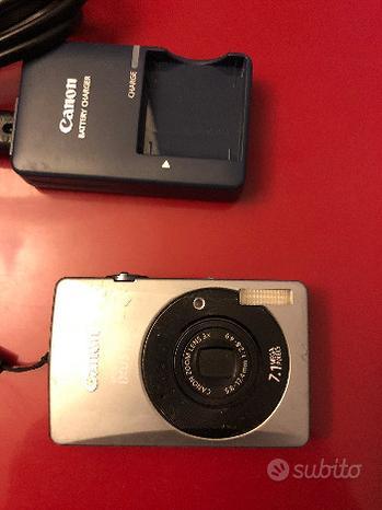 Canon ixus 75 macchina fotografica digitale