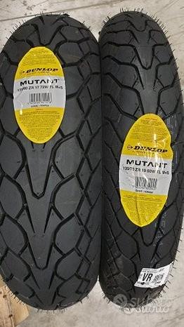 Dunlop Mutant 120/70 19 + 170/60 17 TL M+S