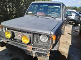 Mitsubishi pajero 2.5 d 1987 945/21 per ricambi
