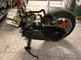Motore Peugeot jet force 125