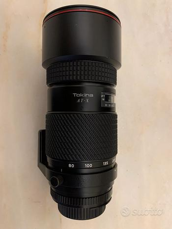 Tokina AT 80 200 f2.8 / Nikon