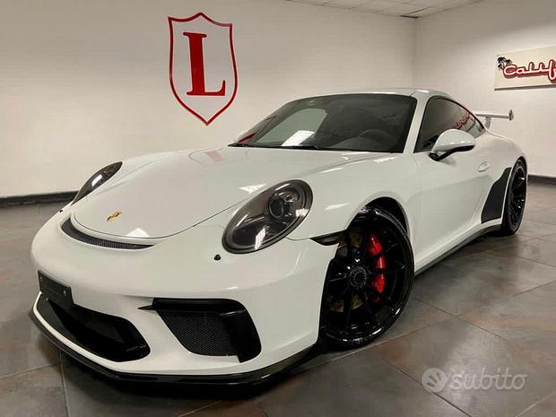 Porsche 911(991)gt3 4.0 ufficiale garanzia permute