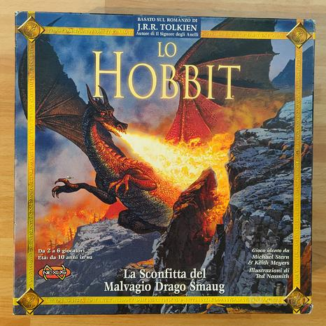 Gioco in scatola Lo Hobbit