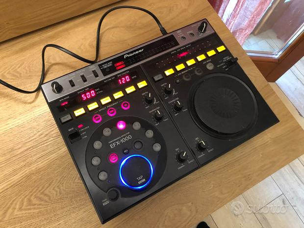 Pioneer DJ EFX 1000 - Effettiera digitale