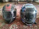 Due caschi integrali marca Marushin taglia S e M