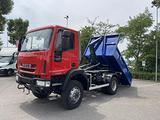 Iveco Eurocargo 150E30 4x4 Euro6 Gancio Scarrabile