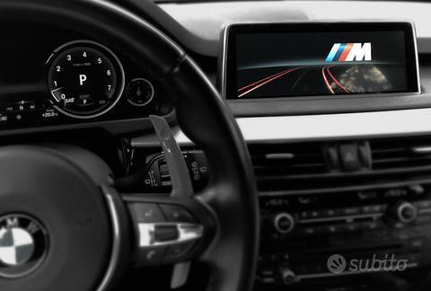 Sblocco video in movimento, elimino start stop BMW