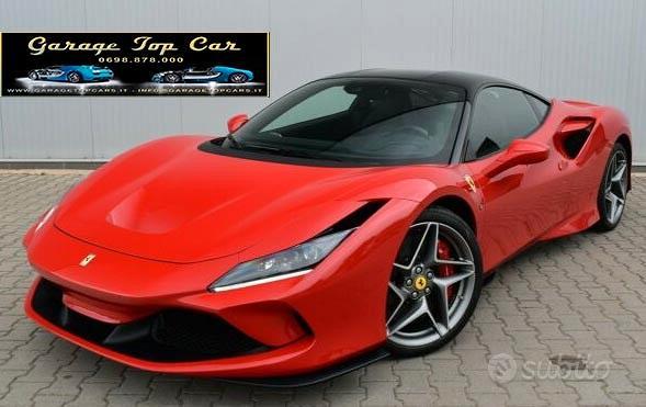 Ferrari f8 - 2021