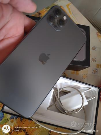 Apple iPhone 11 pro max 64 GB come nuovo