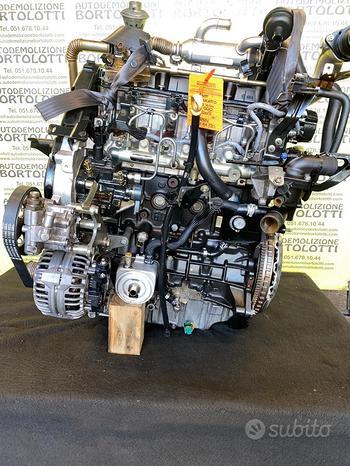 FIAT DUCATO motore usato RHV