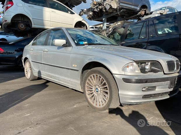 Ricambi Bmw 330d e46 anno 2001