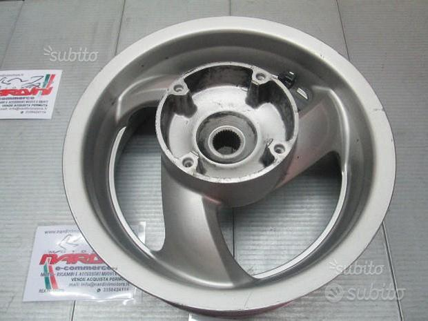 Cerchio post. honda silver wing 600 2001 in poi
