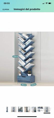 Scaffale/libreria
