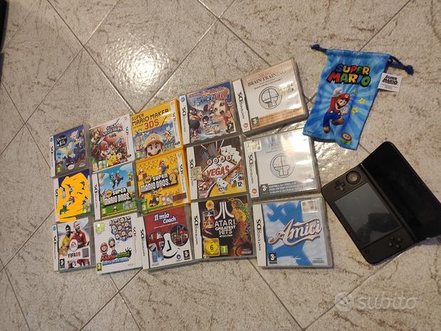 Wii con accessori (no Giochi)+ Giochi Nintendo 3DS