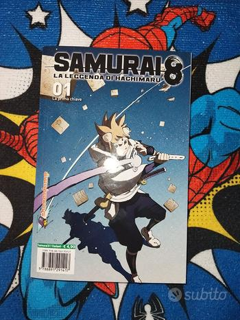 Samurai 8 variant