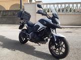 Honda 750 nc turismo con abs