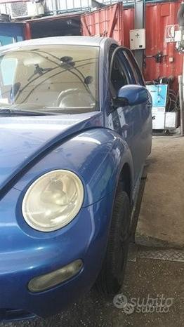 W new beetle sigla motore ADT anno 2002 1900d 74kw
