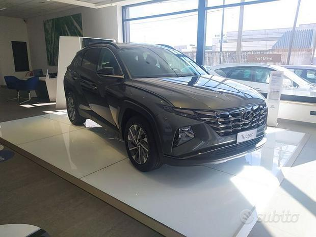 Hyundai Tucson 1.6 T-GDI 48V Xline