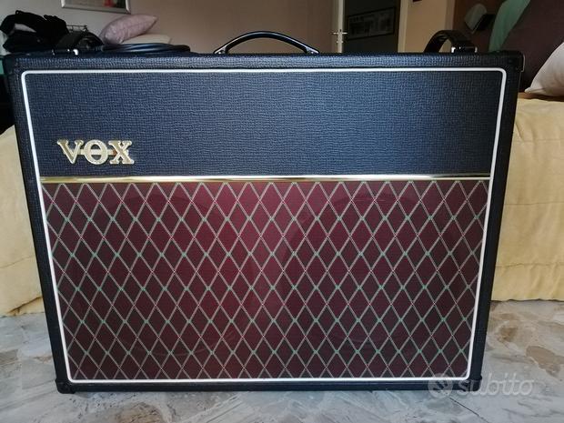 VOX AC30 C2 come nuovo con CELESTION BLUE UK