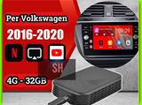 Smart Box android per volkswagen 2016-2020