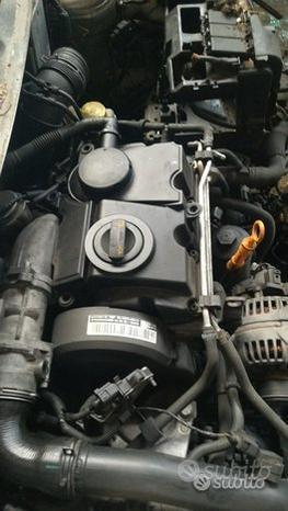 Motore e Cambio Volkswagen Polo BWB