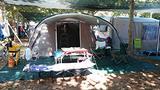 Tenda Campeggio 6 posti Ferrino