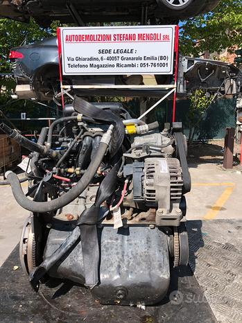 Motore Fiat Panda 1.2 sigla motore 188A4000
