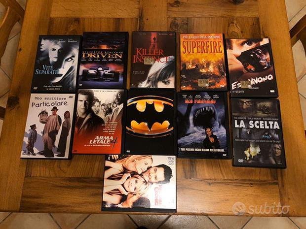 DVD video film originali
